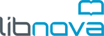 logotipo de libnova